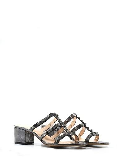 Nemesis Shoes Terlik Antrasit